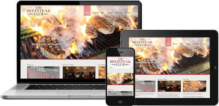 Elk River Mobile-Friendly WordPress Web Design & Development WaterMark Design